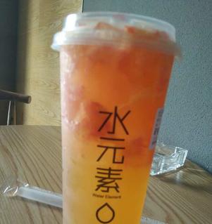 水元素奶茶