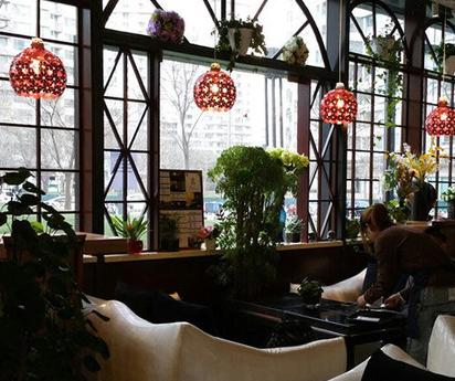文藝咖啡館