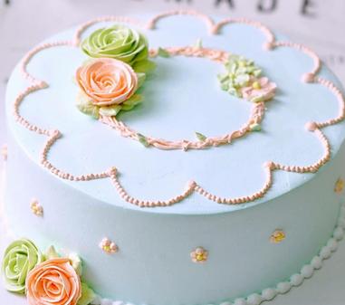 申利達蛋糕