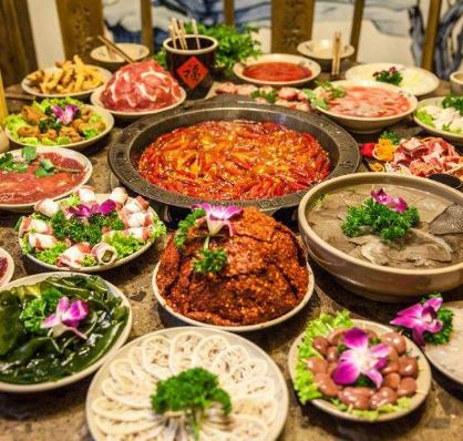 黔豆园豆米火锅野菜馆