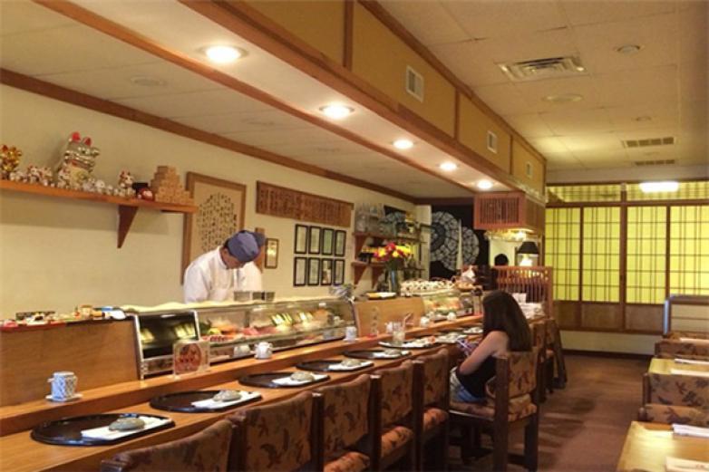 筱沫寿司加盟