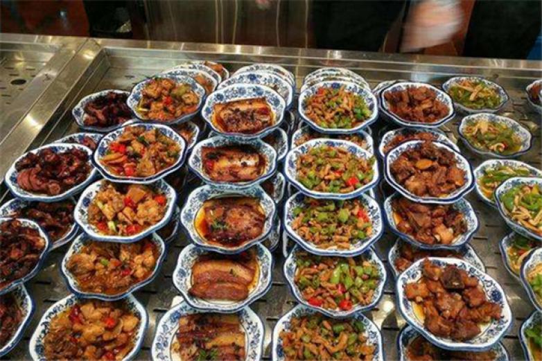 外婆碗中式快餐加盟