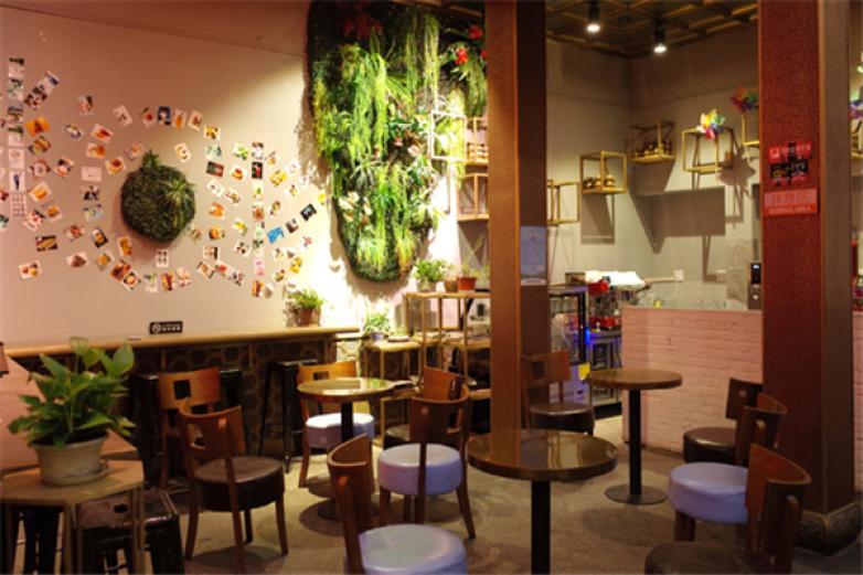 文藝咖啡館加盟