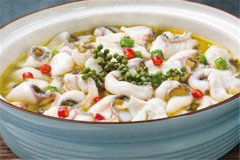 果味酸湯魚加盟
