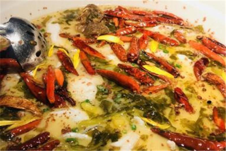 膜拜酸菜魚加盟