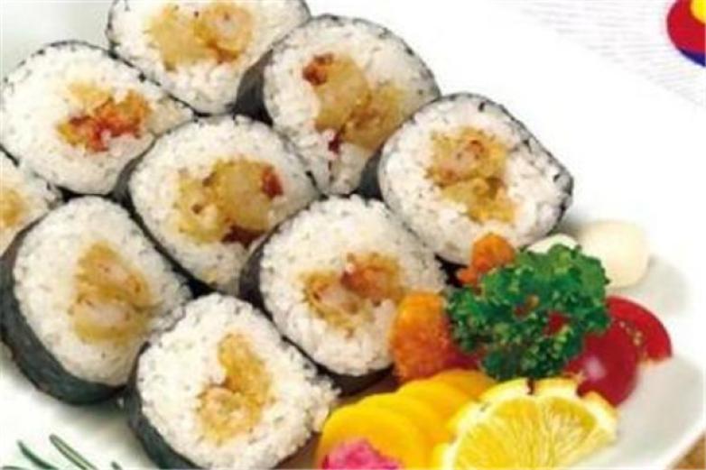 笑鱼寿司加盟
