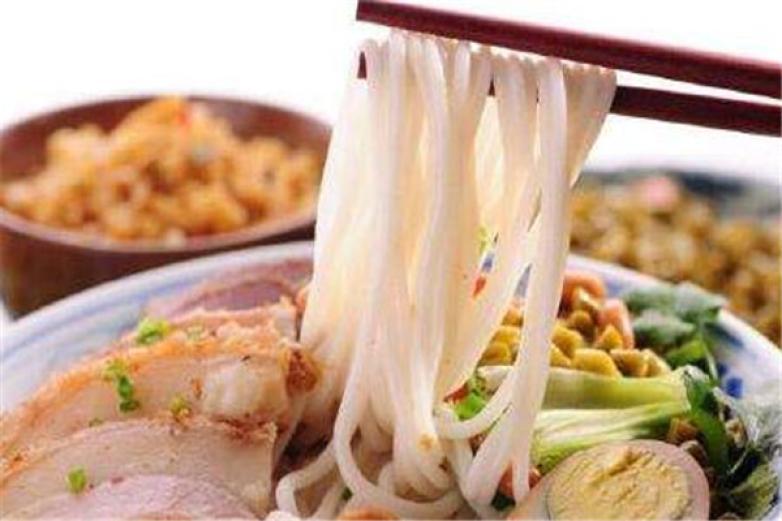 五福桂桂林米粉加盟