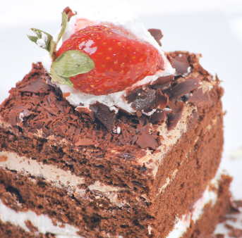 乐字号蛋糕