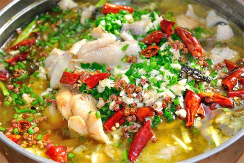 椒颜酸菜鱼加盟