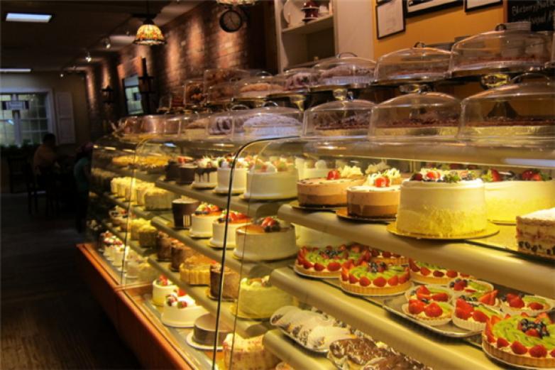 巧巧蛋糕加盟