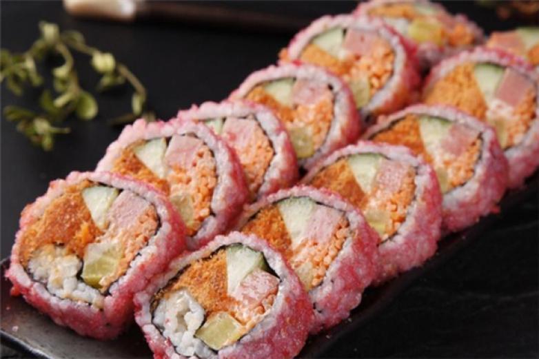 秋田先生紫菜包饭加盟