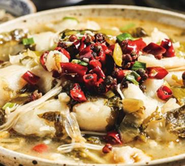 蓉麗酸菜魚