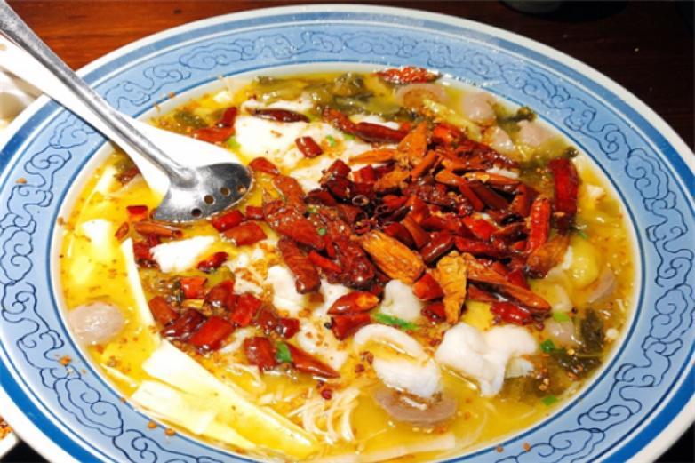 蓉麗酸菜魚加盟