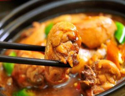 陶帮主陶香鸡米饭