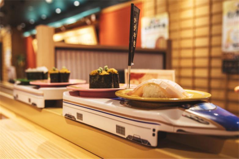 熟料寿司加盟