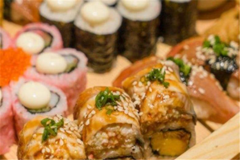 坂鲜手握寿司加盟