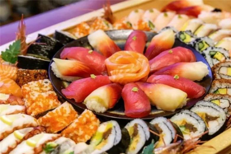 花季雨寿司加盟