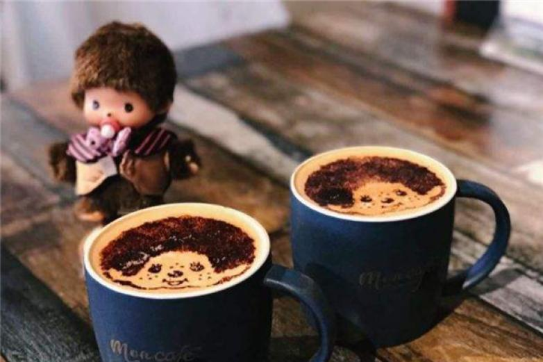 蒙奇奇咖啡加盟