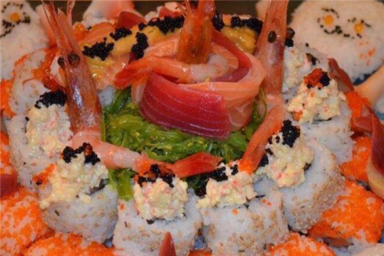 泊月湾寿司加盟