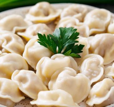 香菇牛肉水餃