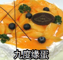 九度緣蛋糕