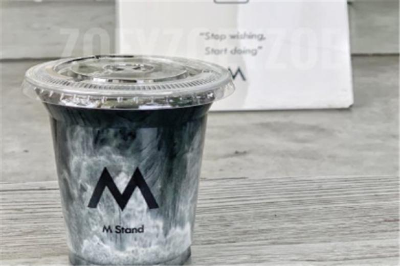 MStand咖啡加盟