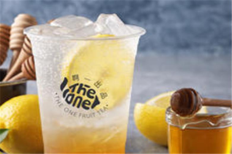 啊爆柠檬茶加盟