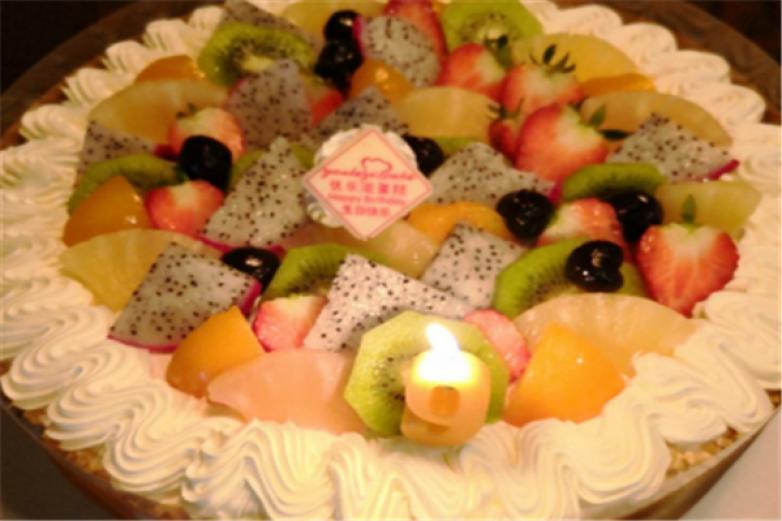 樂滋蛋糕加盟