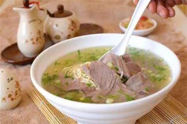 蒙城牛肉湯加盟