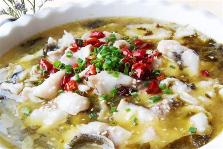 川菜酸菜鱼加盟