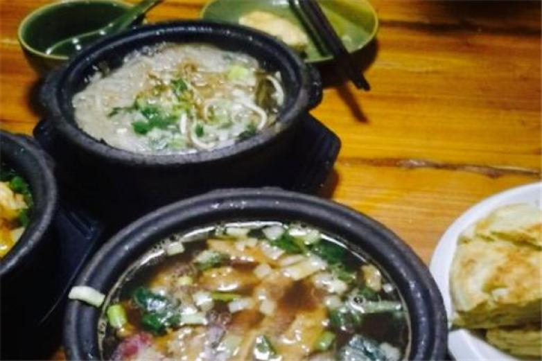 古法砂锅加盟