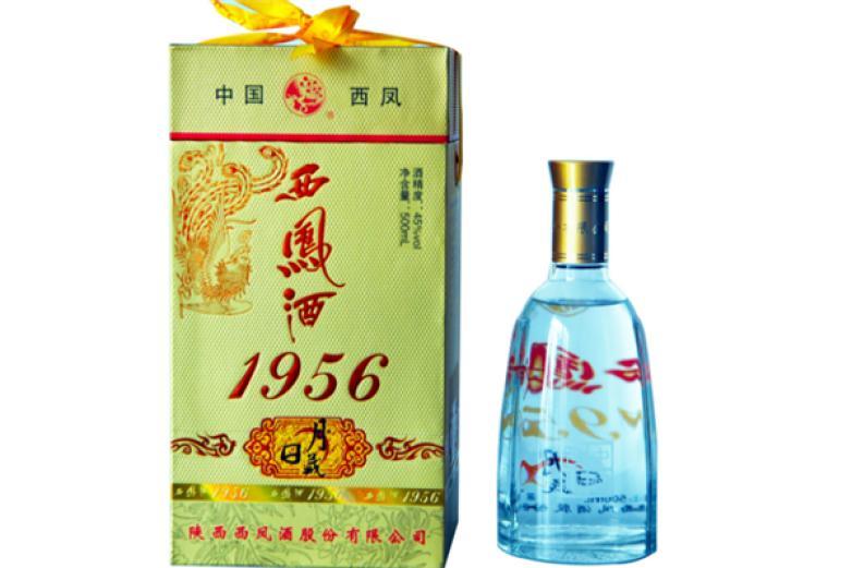 1956西凤酒加盟