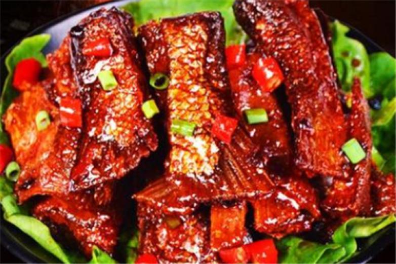楊矮子醬辣魚加盟