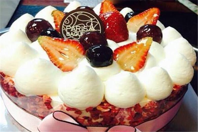 贝甜蛋糕加盟