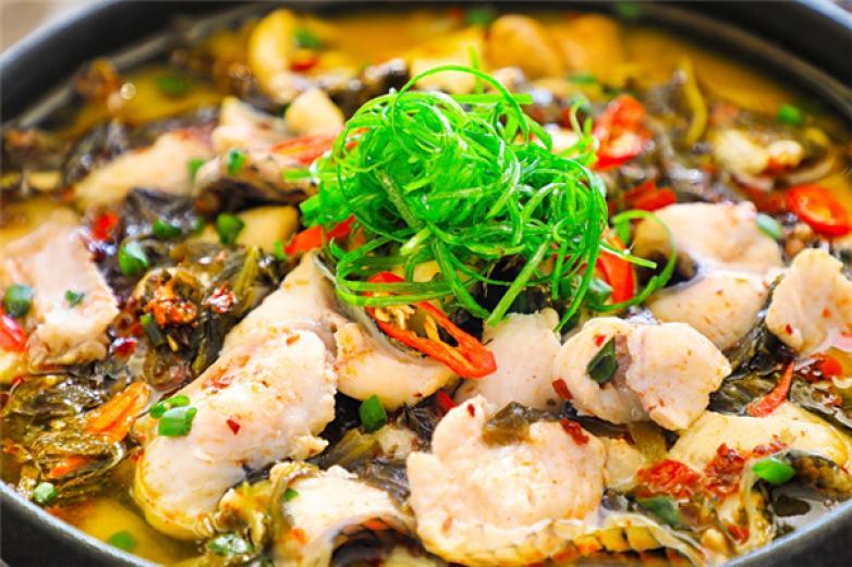 漁見老壇酸菜魚加盟
