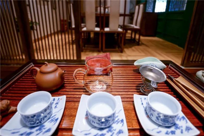 老树茶馆加盟