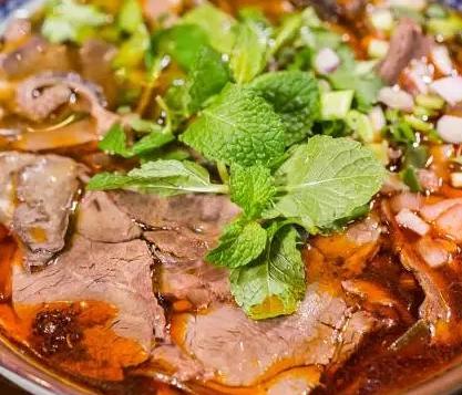 李家汤锅鲜羊肉粉