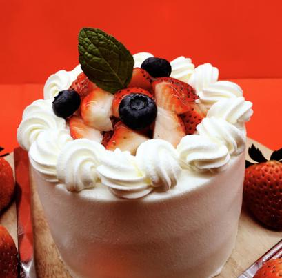 麦之香蛋糕
