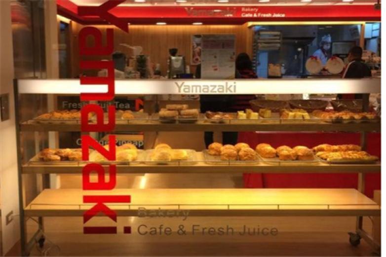 Yamazaki山崎面包加盟