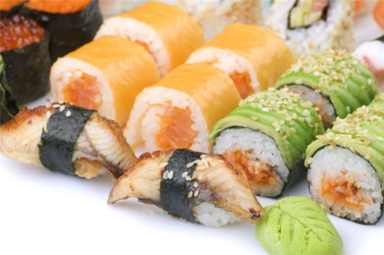 寿司小镇加盟