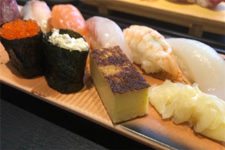 琴寿司加盟