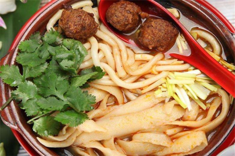 旺达土豆粉加盟