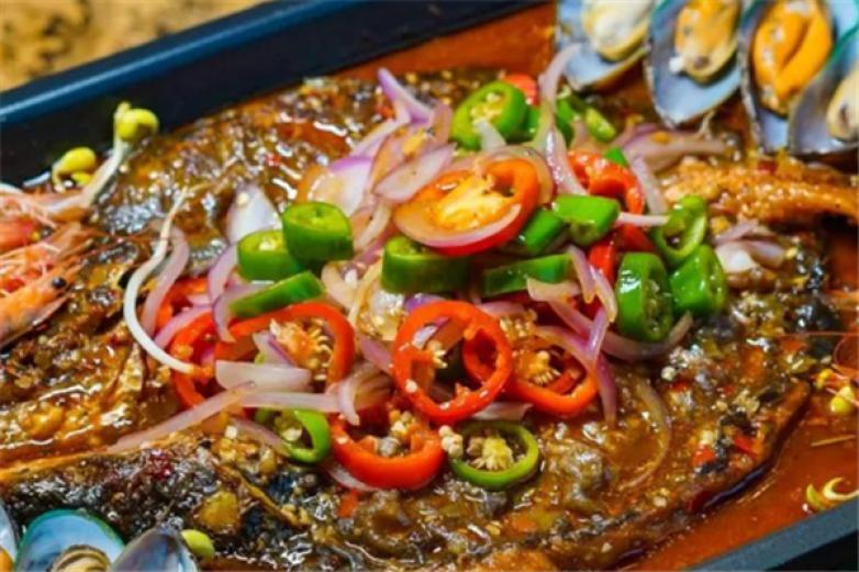 魚見你烤魚主題餐廳加盟