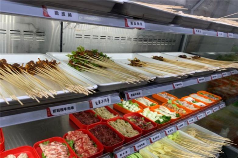 燒烤串串香加盟