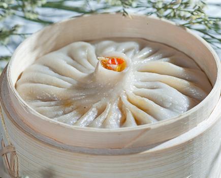 蟹黃灌湯包
