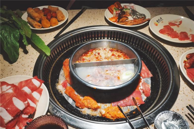 騰牛自助烤肉加盟