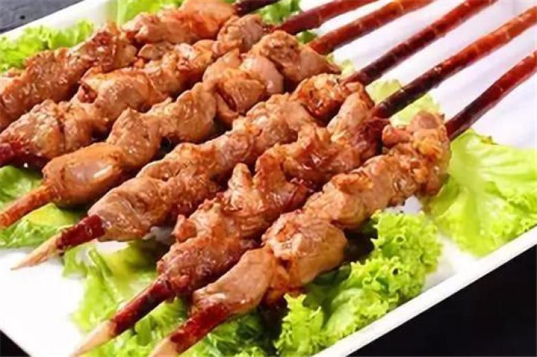 紅柳枝烤肉加盟