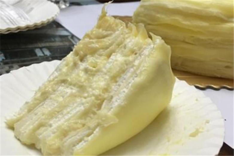 小贤家千层榴莲蛋糕加盟