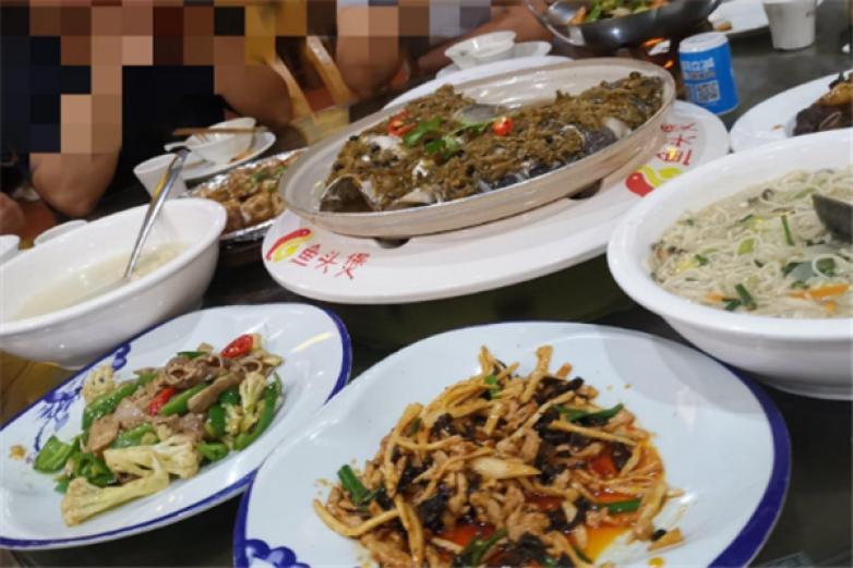 东圳鱼头馆加盟
