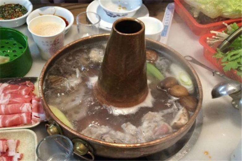 董记老清泉涮羊肉加盟